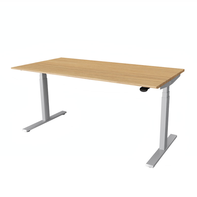 HiYa desk with height adjustable control
